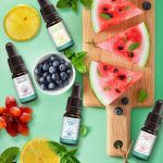 Nordic Oil CBD Liquid Watermelon Mint