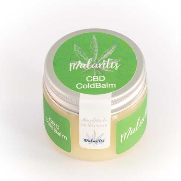 Malantis CBD ColdBalm