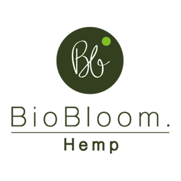 BioBloom CBD TRAVA Logo