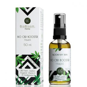 BioBloom CBD Booster – CBD Öl für die Haut