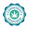 Cannatrust TRAVA CBD Logo