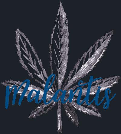 Malantis CBD Trava Logo