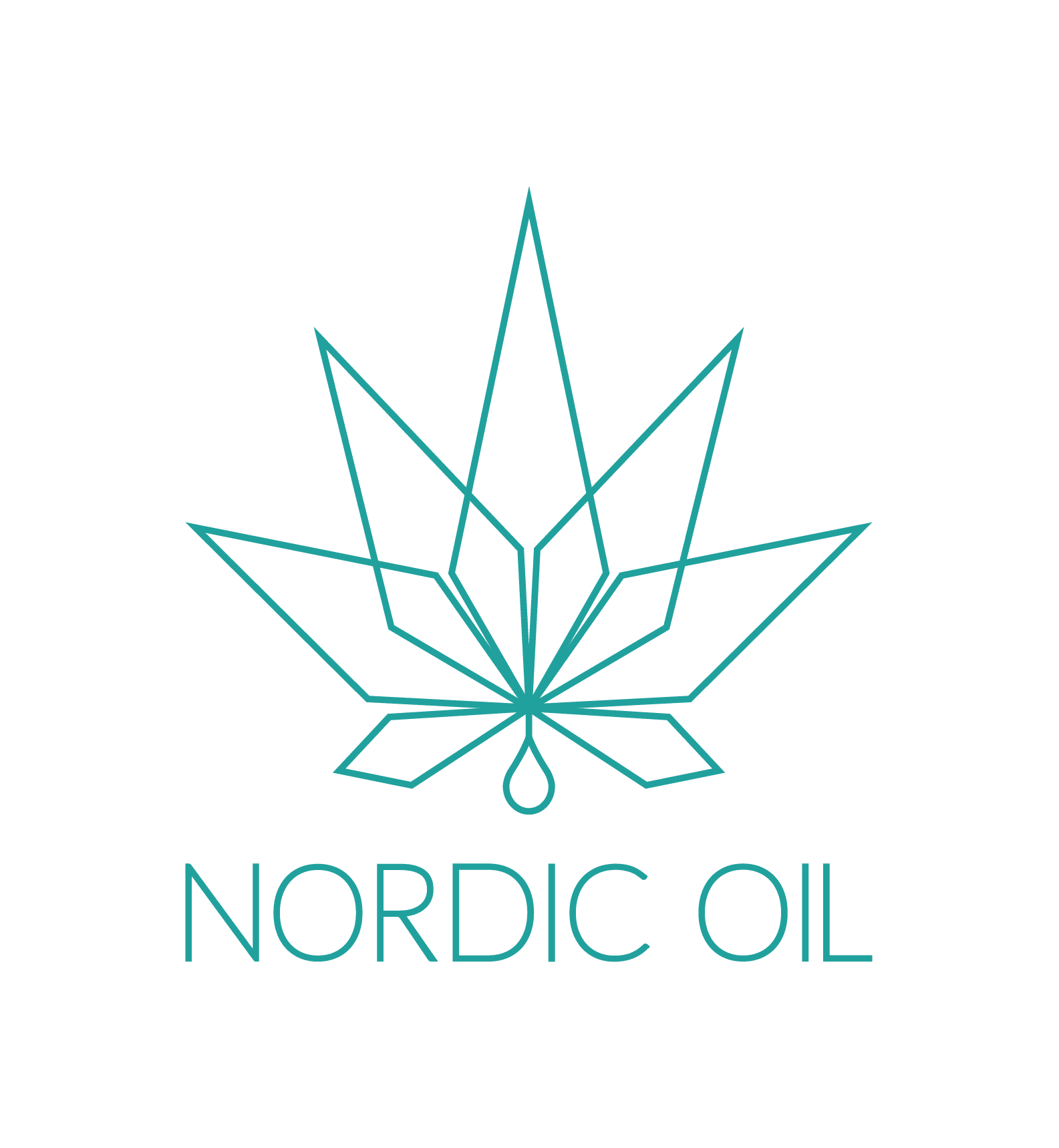 Nordic Oil CBD TRAVA Logo