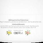 Vitrasan CBD Akutbalsam bei rissiger oder juckender Haut