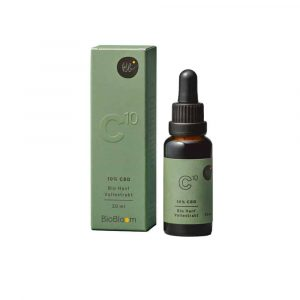 BioBloom Natural CBD Öl 10% (30ml)